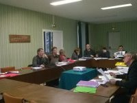 Comité de pilotage centre bourg